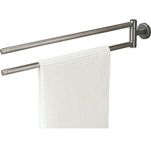 Handtuchhalter TIGER Boston schwenkbar edelstahl gebürstet