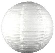 Reispapier Lampenschirm Ø 600 mm Japan Ballon weiß ohne Fassung + Aufhängung