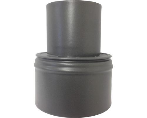 Pellet Erweiterung Ø80-120 mm gussgrau