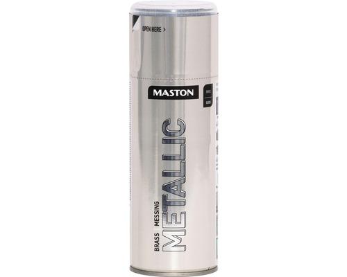 Sprühlack Maston Metallic messing 400 ml
