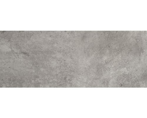 Wandfliese Madrid dark grey glasiert 29,4 x 74,2 cm