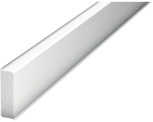 Sockelleiste Hartschaum weiss 40x2500 mm