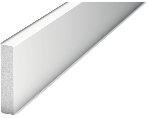 Sockelleiste Hartschaum weiss 60x2500 mm