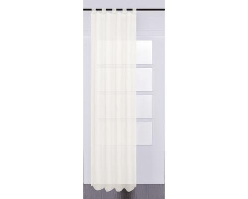 Schlaufenschal Effecto creme 130x245 cm