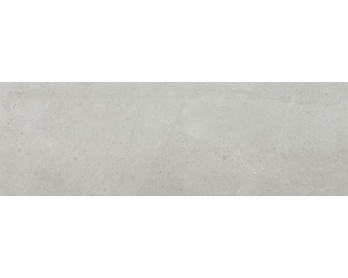 Steingut Wandfliese Bellagio Brillo Gris 30 x 90 cm