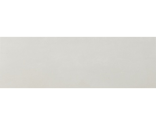 Steingut Wandfliese Bellagio Brillo Blanco 30 x 90 cm