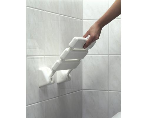 Duschklappsitz Provex animo weiß/weiß