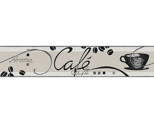 Bordüre Cafe braun 8 m x 8,8 cm