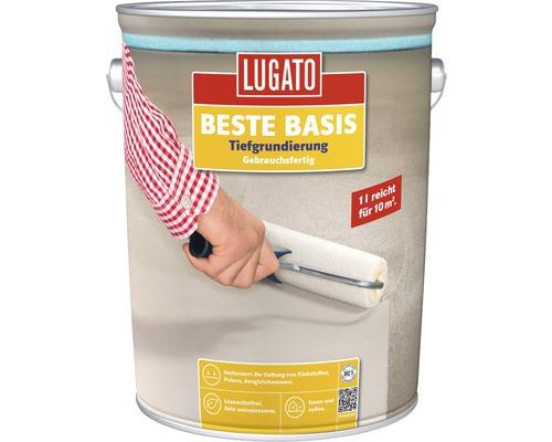 Grundierung Lugato Beste Basis gebrauchsfertig 2,5 l
