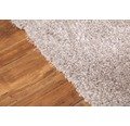 Teppich Shag Dany fleecy taupe 140x200 cm