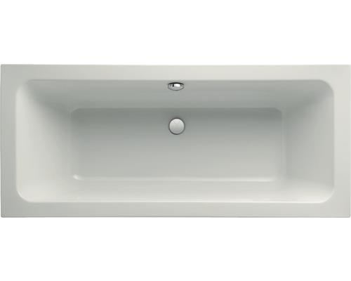 Badewanne Keramag / GEBERIT Tawa Rechteckbadewanne, Duo 190x90cm 650490000 weiß