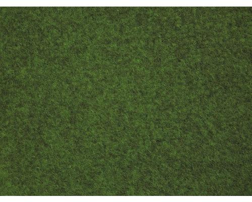 Kunstrasen Wembley mit Drainage moosgrün 200 cm breit (Meterware)