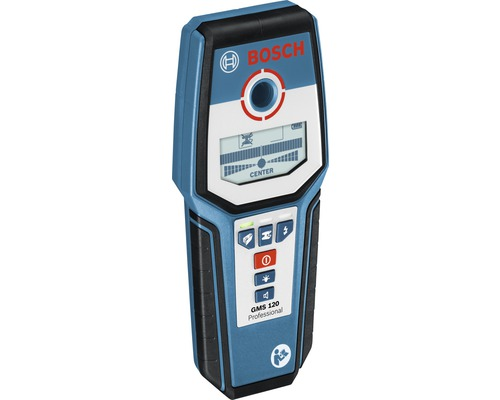 Ortungsgerät Bosch Professional GMS 120 inkl. Zubehör