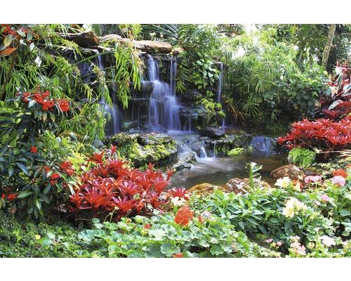 Fototapete 166 P4 Papier Kleiner Wasserfall 254 X 184 Cm Bei Hornbach Kaufen