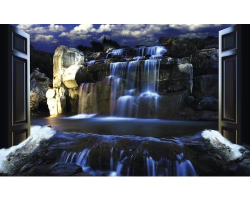 Fototapete 2114 Vexxl Vlies Wasserfall 312 X 219 Cm Bei Hornbach Kaufen