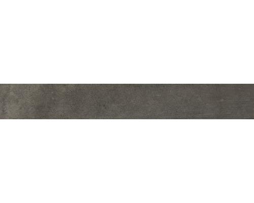 Sockel MODENA grau 8x60 cm