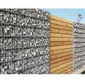 U-Profil zur Holzaufnahme