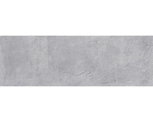 Feinsteinzeug Wandfliese Brick grey 11 x 33,15 cm