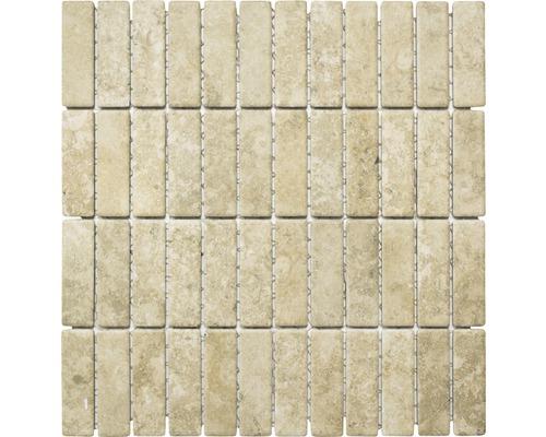 Keramikmosaik ST SO 67 beige 29,5x29 cm