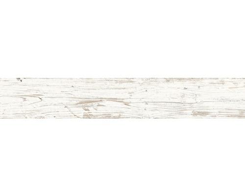 Steinzeug Sockel Tribeca blanco 8x45 cm