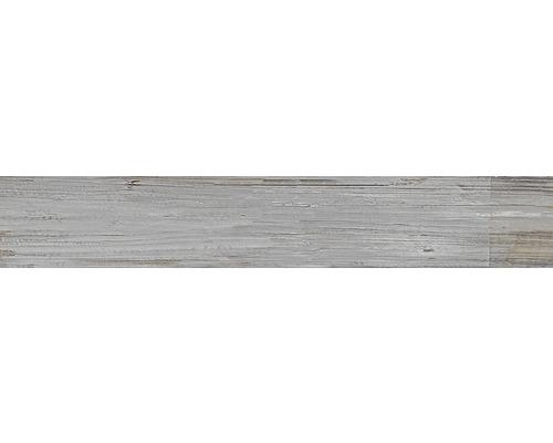 Steinzeug Sockel Tribeca gris 8x45 cm