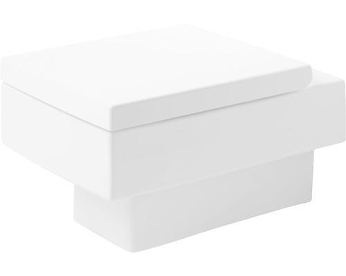 DURAVIT Tiefspül-WC Vero weiß wandhängend 2217090064