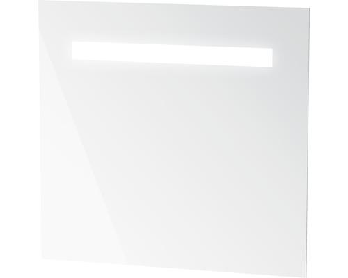 Duravit Ketho Spiegel mit Licht 80cm graphit-matt KT733100000 IP 44 (fremdkörper- und spritzwassergeschützt)