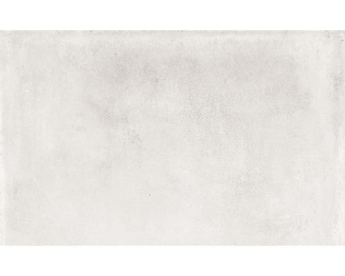 Steingut Wandfliese Freestyle grau matt 25 x 40 cm