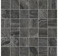 Mosaik Portman anthracita 30x30 cm