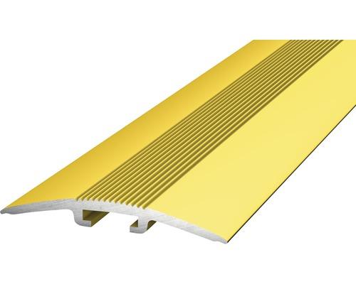 Teppichprofil gold 40x3x2700 mm