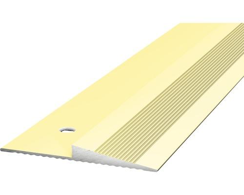 Rampenprofil Alu für PVC 3mm 250cm sahara