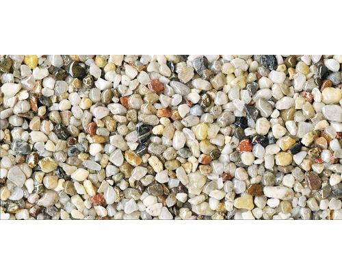 Steinteppich-Set 1 m² Ravello Mittel (4-8 mm) Natur Innenbereich - Boden