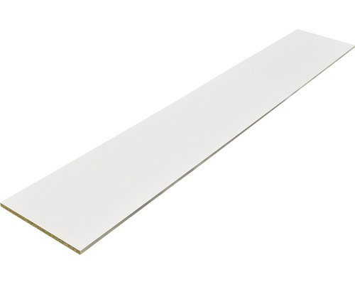 Möbelbauplatte weiß 19x600x2630 mm
