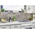 Natursteinmosaik MOS Brick 2909 30,5x32,2 cm braun