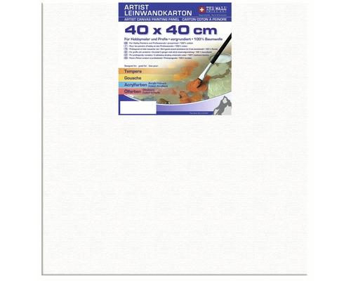 Malkarton 40x40 cm