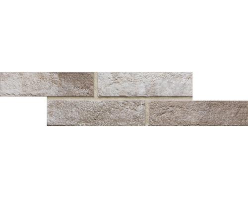 Riemchen Brick Antico Rosato 6x25 cm
