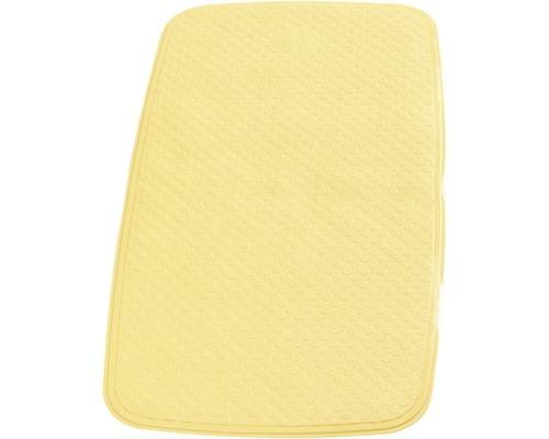 Wanneneinlage Capri gelb ca. 38 x 72 cm