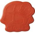 Mini Wanneneinlage Ridder Turtle blau-rot-grün 11 x 13 cm