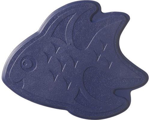 Mini Wanneneinlage RIDDER Fische 11 x 13 cm marineblau