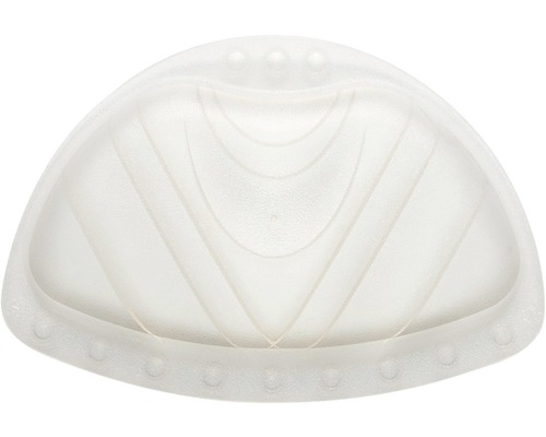 Kopfpolster Tecno Ice transparent ca. 30 x 20 cm