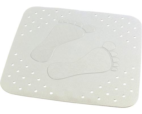 Duscheinlage Ridder Plattfuß grau 54 x 54 cm
