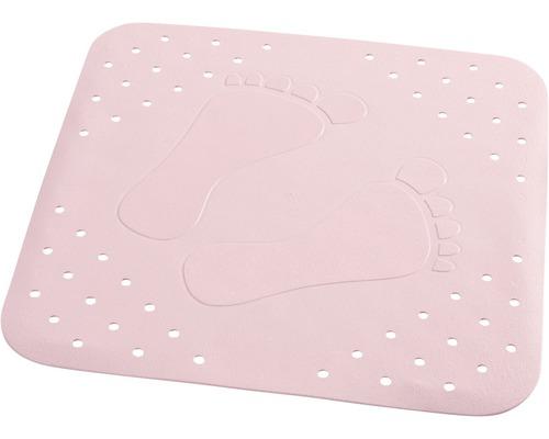 Duscheinlage Ridder Plattfuß rosé 54 x 54 cm