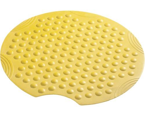 Duscheinlage RIDDER Tecno 55 cm gelb