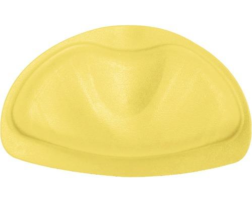 Kopfpolster Comfort gelb ca. 30 x 20 cm