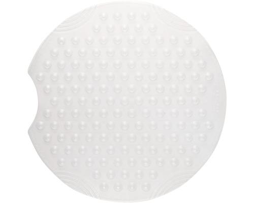 Duscheinlage Tecno Ice transparent ca. Ø 55 cm