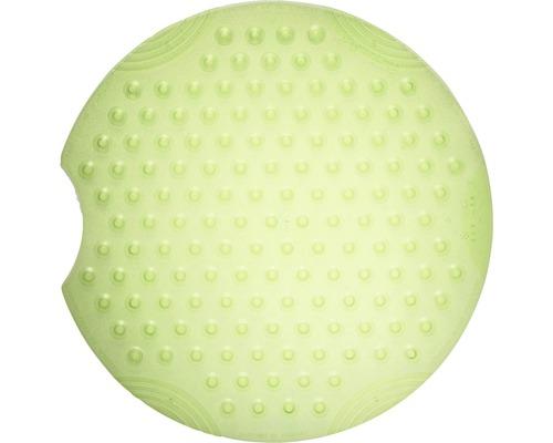 Duscheinlage Tecno Ice grün ca. Ø 55 cm