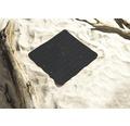 Duscheinlage Playa schwarz ca. 54 x 54 cm