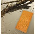 Wanneneinlage Playa orange ca. 38 x 80 cm