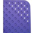 Wanneneinlage Ridder Plattfuß blau 38 x 72 cm