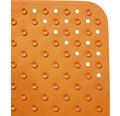 Wanneneinlage Ridder Plattfuß orange 38 x 72 cm